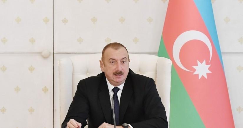 İlham Əliyev: Bütün məsələlərdə Türkiyənin güclü dəstəyini hiss edirik
