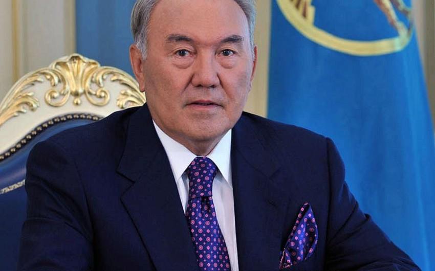 Nursultan Nazarbayev nüvə dövlətləri sammitinin keçirilməsini təklif edib