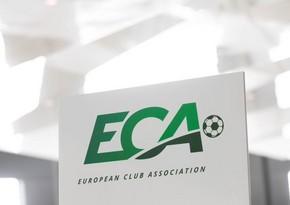 ECA-nı UEFA-da təmsil edəcək şəxslər bəlli oldu