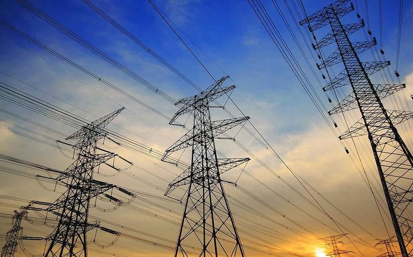 Ötən ay Gürcüstanın elektrik enerjisi idxalının 40%-i Azərbaycanın payına düşüb