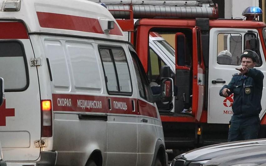 Rusiyada xəstəxananın oksigen stansiyasında qəza olub, 9 nəfər ölüb