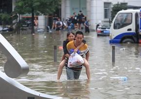 В Южном и Восточном Китае объявлен желтый уровень опасности