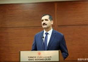 Səfir: Türkiyə bütün hallarda Azərbaycanın yanındadır