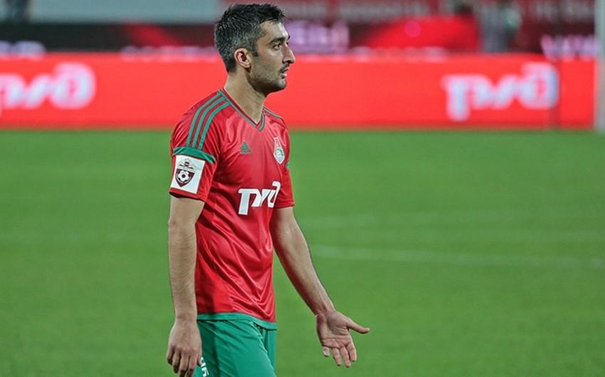 Футболист сборной России Александр Самедов может поменять команду