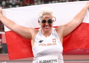 Tokio-2020: Polşalı qadın atlet ardıcıl üçüncü dəfə olimpiya çempionu olub