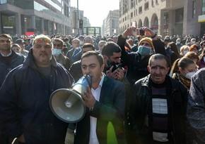 Ermənistan müxalifəti sabah Paşinyanın hökumət binasına girişini bloklayacaq
