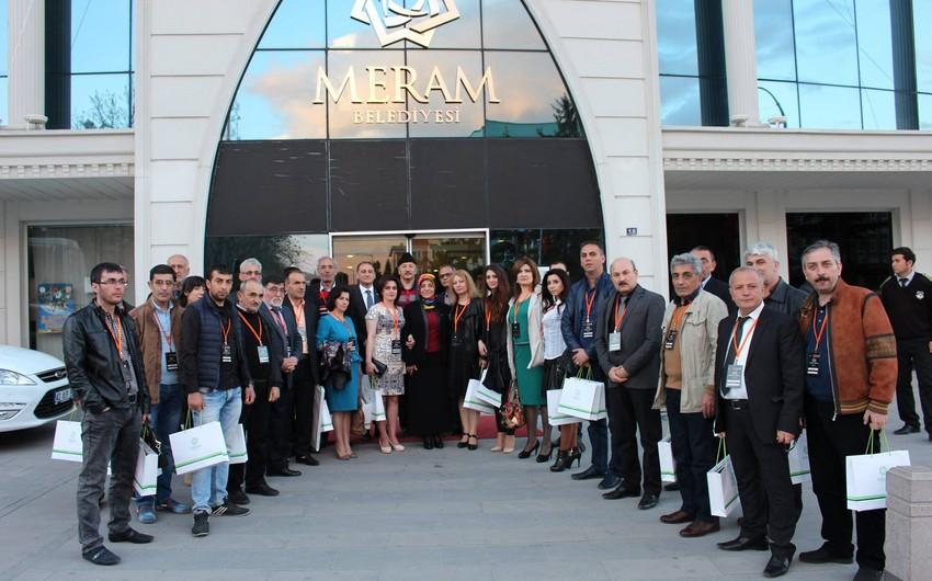 Şəki Dövlət Dram Teatrı Türkiyədə keçirilən festivalda iştirak edib