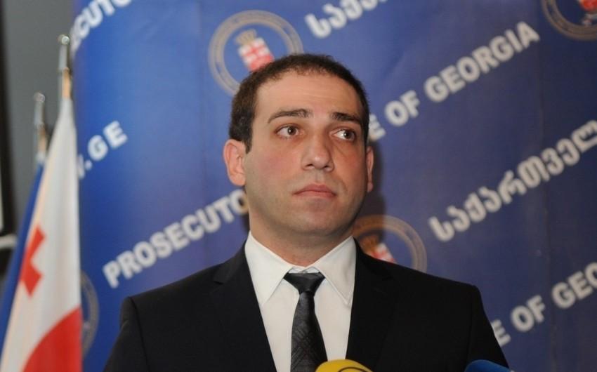 Gürcüstanın keçmiş baş prokuroru bu vəzifəyə yenidən namizəd oldu