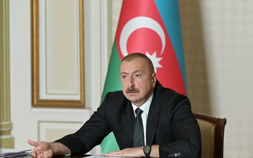 Azərbaycan Prezidenti: Bu məsələyə laqeyd yanaşan bütün vəzifəli şəxslər cəzalandırılmalıdır