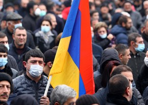 Ermənistan müxalifətinin lideri gəncləri iğtişaşlara çağırıb