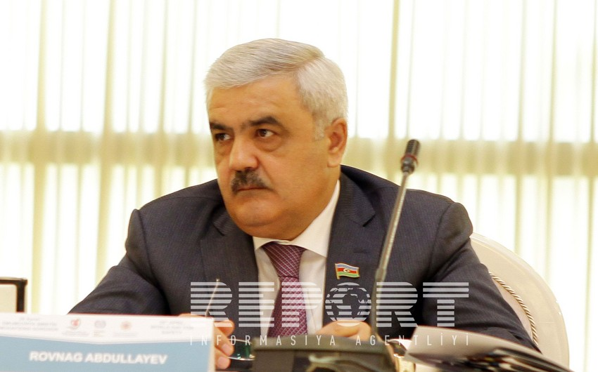 Rövnəq Abdullayev: Aktivlərimizin inkişaf etdirilməsi əsas hədəflərdəndir