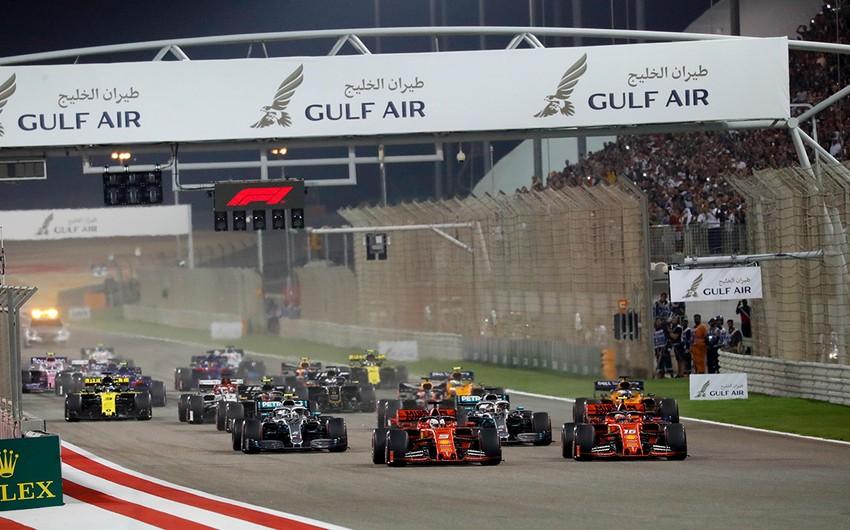 Formula 1: Qran-pridə neçə nəfərin testi müsbət çıxıb?