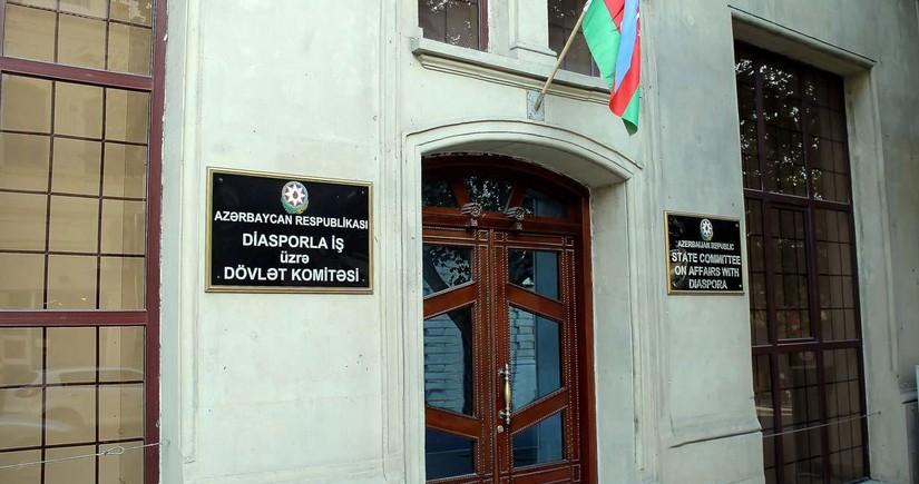 Dövlət Komitəsi erməni diasporunun Lüksemburqdakı təxribatı ilə bağlı məlumat yayıb