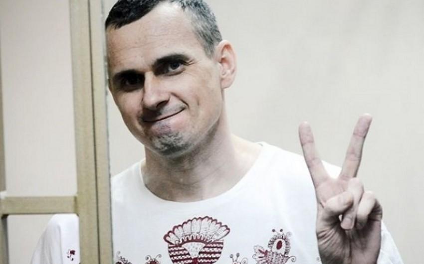 Rusiyada həbsdə saxlanılan ukraynalı rejissor aclıq aksiyasına başlayıb