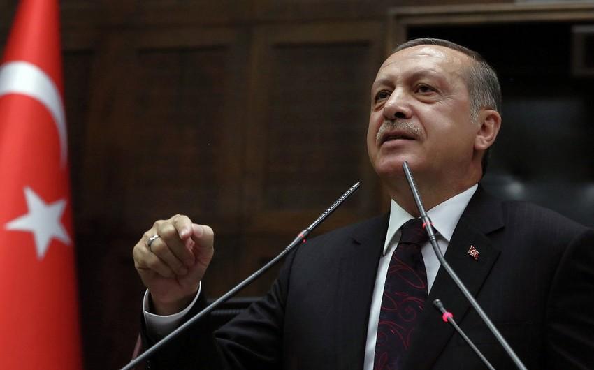 Türkiyə prezidenti: Ey erməni diasporu, ey Ermənistan rəhbərliyi, hanı sənin sənədin?