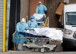 Dünyada koronavirusdan ölüm halları səngiyib