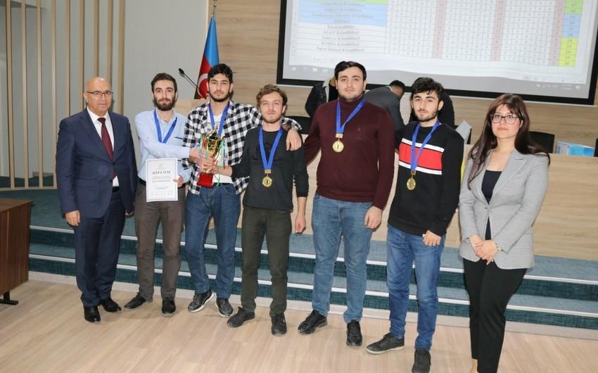 ETSN-də könüllülər arasında bilik yarışması keçirilib - YENİLƏNİB