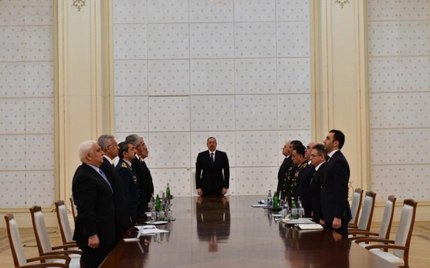 Ильхам Алиев: Врагу нанесен сокрушительный удар