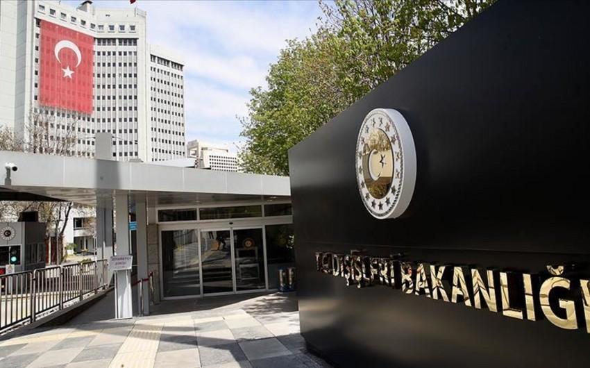 Türkiyə XİN Avropa Parlamentinin qətnaməsini pislədi
