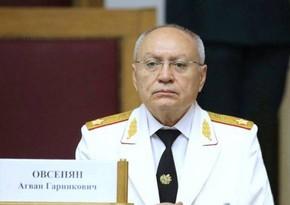 Ex-prosecutor general arrested in Armenia