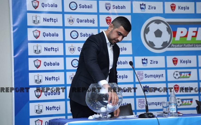 Состоялась жеребьевка нового сезона Премьер-лиги Азербайджана