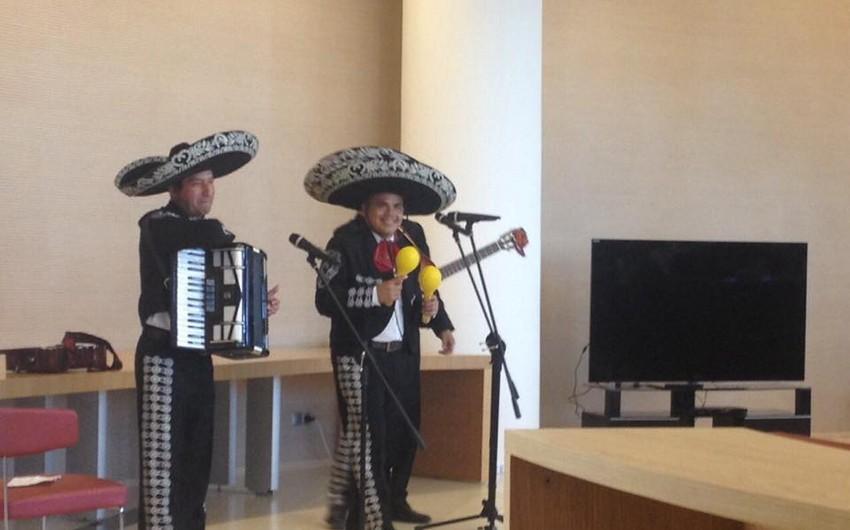 ADAda Meksika və Latin Amerikası musiqisinə həsr olunan konsert keçirilib