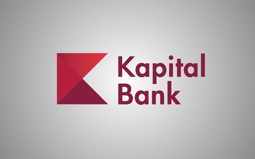 Kapital Bankın faiz mənfəəti 39% artıb