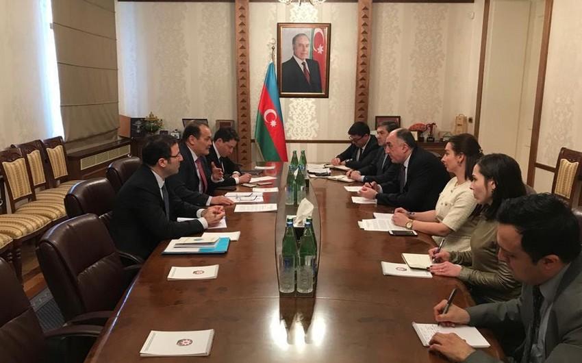 Обсуждена повестка Бакинской встречи тюркоязычных государств - ФОТО