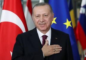 Ərdoğan: Kipr türklərinin haqlarının tapdalanmasına göz yummayacağıq
