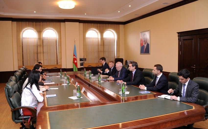 Head of Azerbaijani community of Nagorno-Karabakh meets with co-chairs