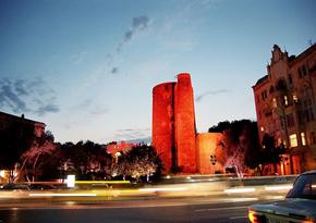 Олимпийский стадион и Девичью башню подсветят красным цветом