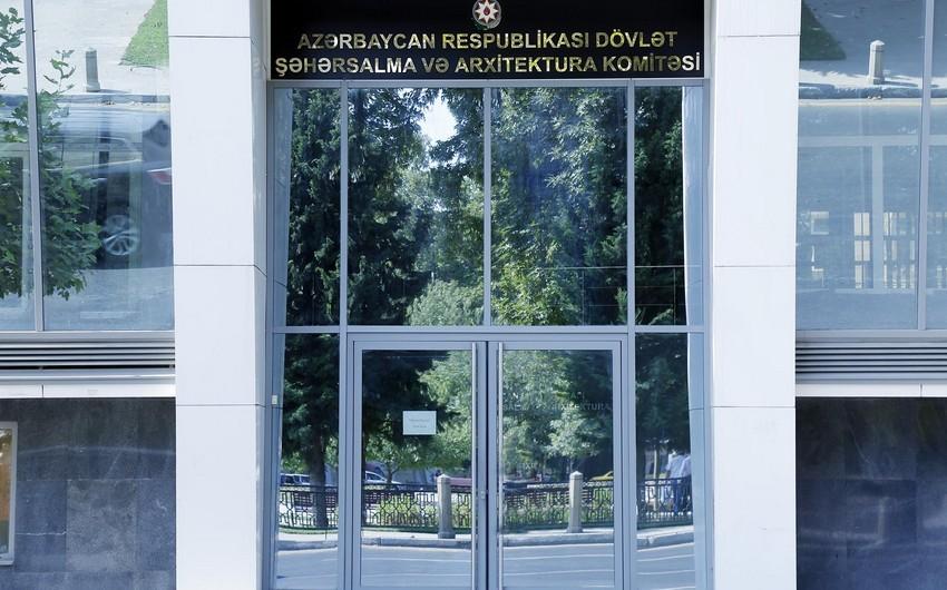 Dövlət Şəhərsalma və Arxitektura Komitəsi gəlirini artırıb, xərcini azaldıb