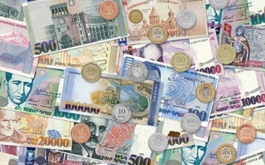 Ermənistanın dövlət borcu xeyli artıb