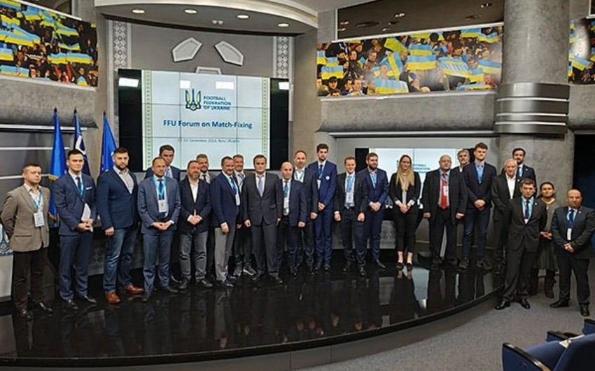 AFFA-nın əməkdaşı beynəlxalq forumda iştirak edir