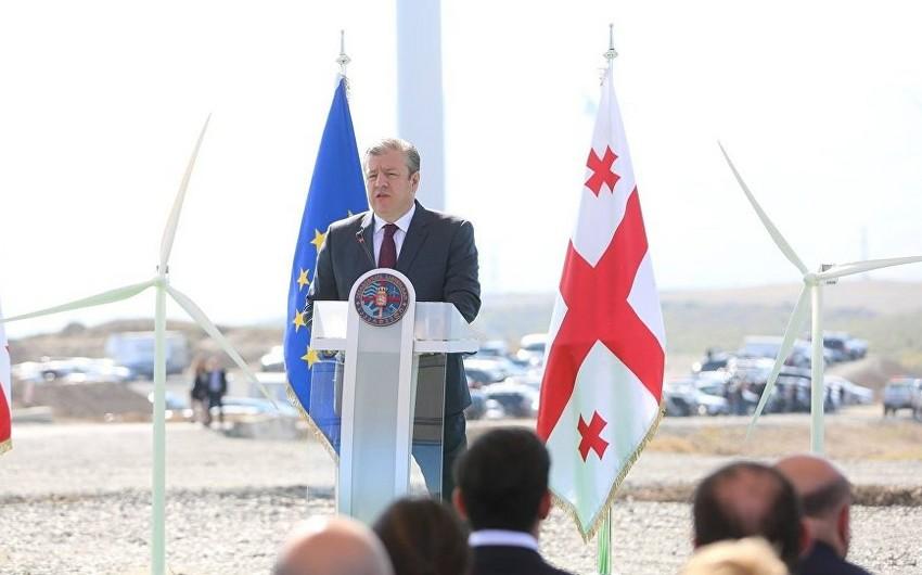 Gürcüstanda ilk külək elektrik stansiyası açılıb