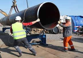 Nord Stream 2 gas pipeline ready