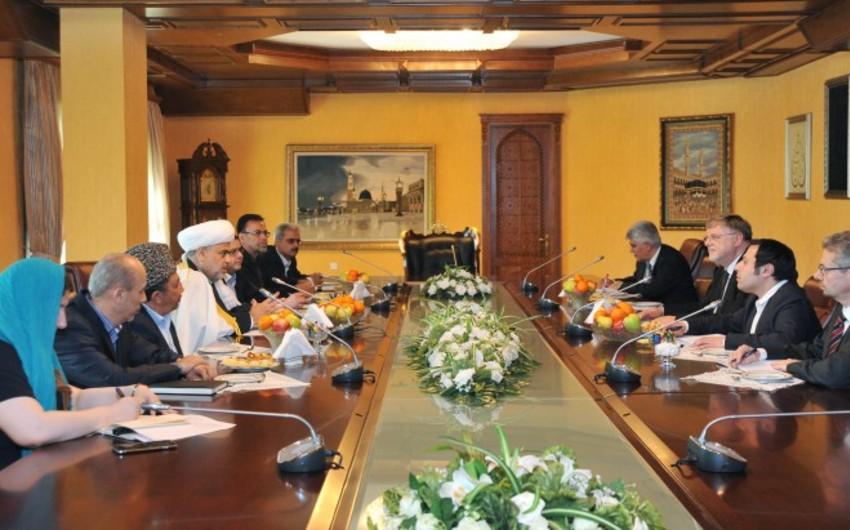Председатель УМК: Пока карабахский конфликт не будет решен, нельзя говорить о мире на Кавказе