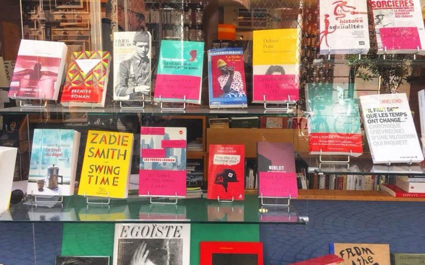 Fransada azərbaycanlı nəşriyyatçı: Mağaza Hüseyn Abbaszadənin kitablarını yenidən sifariş verəndə uşaq kimi sevinirdik