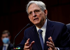 Камала Харрис привела к присяге нового министра юстиции США