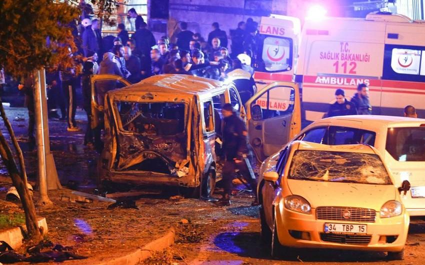 İstanbulda terror aktı nəticəsində ölənlərin sayı 38 nəfərə çatıb