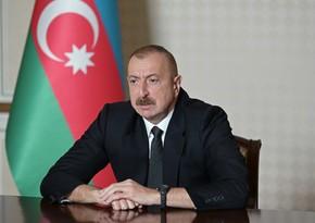 Dövlət başçısı: Prezident Makron mənə bir neçə dəfə telefonla zəng edib