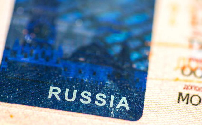 Rusiyada giriş vizasının yeni növü təsdiq olunub