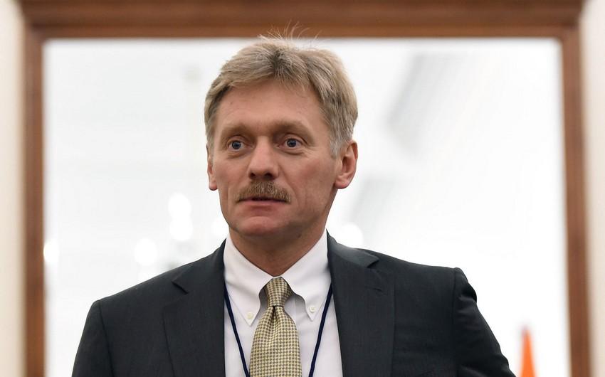 Peskov: Sankt-Peterburqda Qarabağla bağlı danışıqlar mürəkkəb olacaq