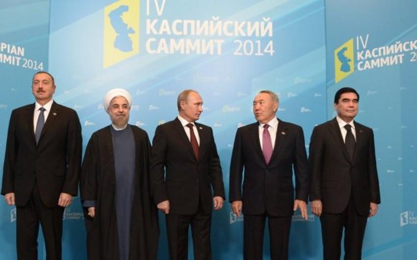 Putin: Xəzəryanı ölkələrin qarşılıqlı fəaliyyəti regionda təhlükəsizliyi möhkəmləndirəcək və iqtisadi inkişafa imkan yaradacaq