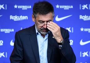 Barselonanın keçmiş prezidenti saxlanıldı