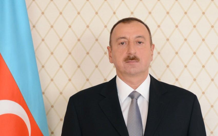 Azərbaycan prezidenti Gənclər və İdman Nazirliyinə 2 milyon manat ayırıb