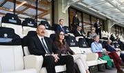 Mehriban Əliyeva AVRO-2020-nin final mərhələsi ilə bağlı paylaşım edib