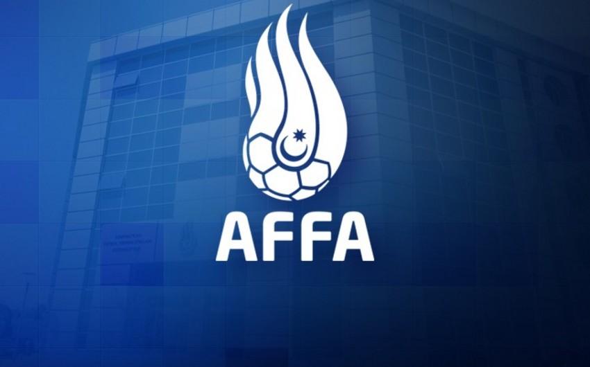 AFFA I Divizion və Gənclər Liqası ilə bağlı qərarını açıqladı