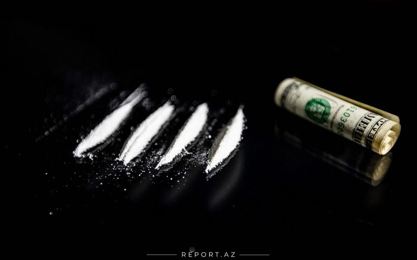 Təcridxanaya qəbul edilən məhkumdan narkotik aşkarlandı