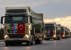 """Əlahiddə Ümumqoşun Ordunun hərbi qulluqçuları """"Qış təlimi-2021""""də iştirak edəcək"""
